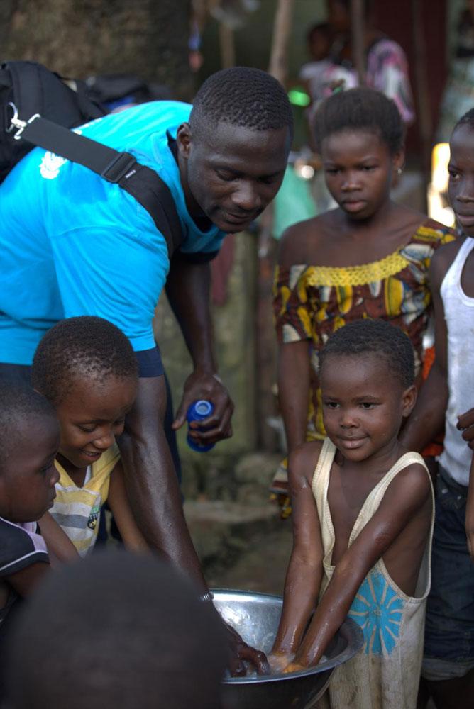 L'Unicef con Festad'Africa contro l'Ebola