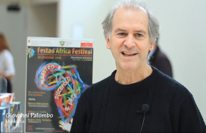 Intervista a Giovanni Palombo